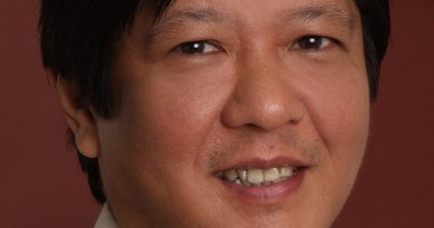 "Sen. Ferdinand ""Bongbong"" Marcos Jr. Official Photo, Wikipedia Commons."