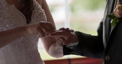 couple wedding marriage