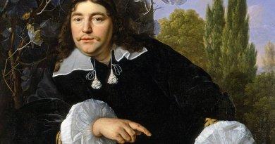 Bartholomeus van der Helst self-portrait