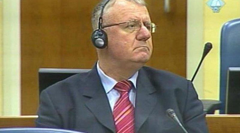 Serbia's Vojislav Seselj. Photo Credit: ICTY