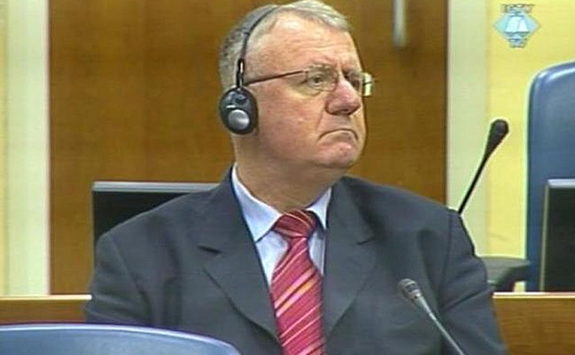 Serbia's Vojislav Seselj. Photo Credit: ICTY