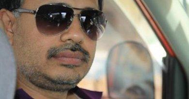 Khurram Zaki. Photo via Twitter account