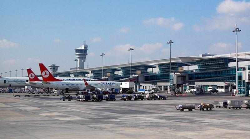 Turkey's Istanbul Atatürk Airport. File Photo by Milan Suvajac, Wikipedia Commons.