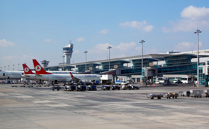 Turkey's Istanbul Atatürk Airport. File Photo by Milan Suvajac, Wikipedia Commons.