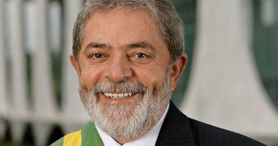 Brazil's Luiz Inácio Lula da Silva. Photo Credit: Agência Brasil, Wikipedia Commons.