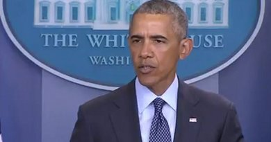 US President Barack Obama. Photo Credit: Screenshot from White House video.