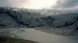 Study recorded record melts in Greenland. Credit Professor Edward Hanna of the University of Sheffield