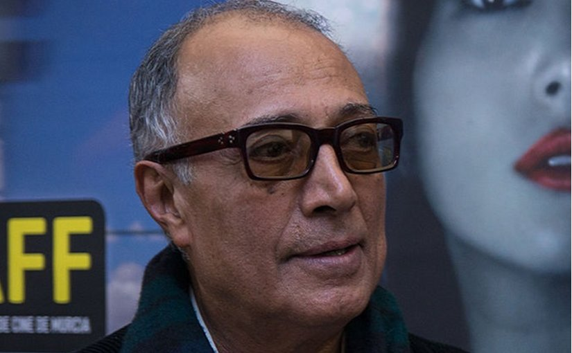 Abbas Kiarostami. Photo by Pedro J Pacheco, Wikipedia Commons.