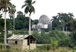 Russian SIGINT Site at Lourdes, Cuba (Source: Lenta.ru)[25]