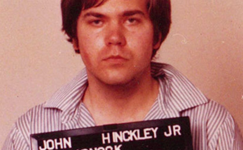John W. Hinckley, Jr mugshot in 1981. Photo Credit: FBI