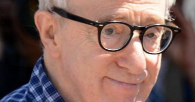 Woody Allen. Photo by Georges Biard, Wikipedia Commons.