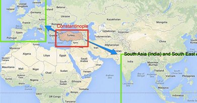Strategic importance of Turkey – The Gateway to India