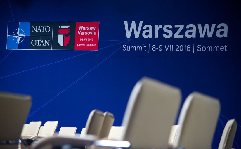 Conference venues await heads of state and heads of government who will convene July 8, 2016, for the NATO summit in Warsaw, Poland. NATO photo