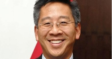 US Ambassador Donald Lu. Photo US State Department.