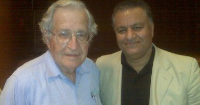 Noam Chomsky and Kaveh L. Afrasiabi