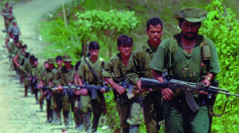 FARC Insurgents. Source: Institute for National Strategic Studies.