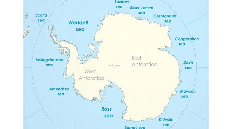 Antarctica. Source: Wikipedia Commons.