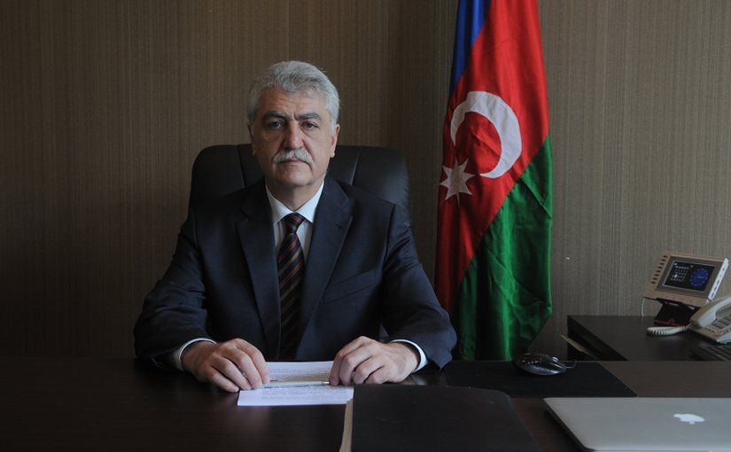 Tamerlane Garayev, Ambassador of Azerbaijan to Indonesia