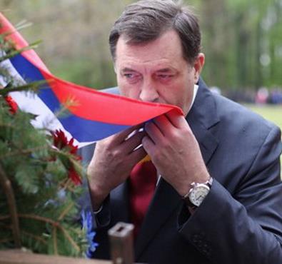 Republika Srpska President Milorad Dodik (Source: Novorossia Today [72])