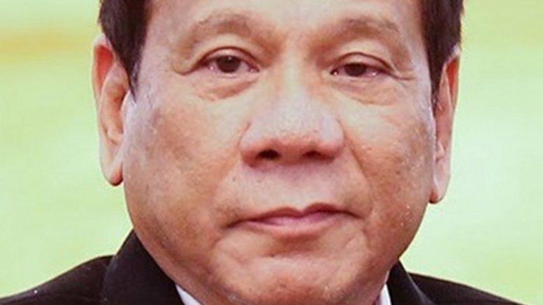 The Philippines' Rodrigo Duterte. Photo Credit: Presidential Communications Operations Office, Wikipedia Commons.