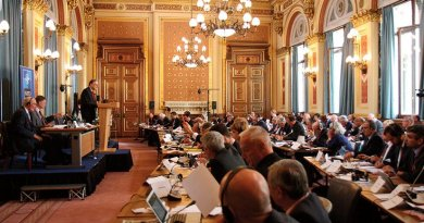 NATO Parliamentary Assembly pre-summit conference in London, September 2, 2014 (NATO)
