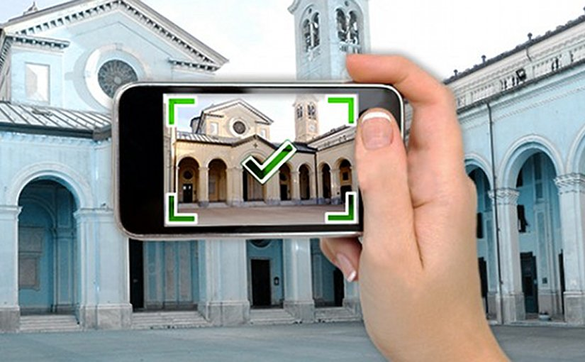 Users can capture real world data from digital cameras or smart phones. Photo credit: CR-Play (Capture Reconstruct Play)