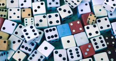 gambling dice casino
