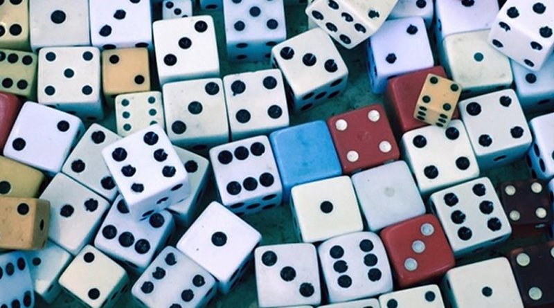 gambling dice casino