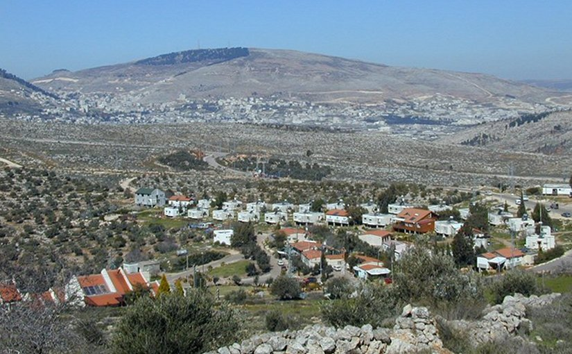Itamar, West Bank. Photo Wikipedia Commons.