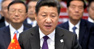 China's Xi Jinping. Photo Credit: Kremlin.ru, Wikipedia Commons.