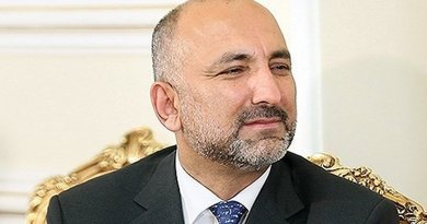 Afghanistan's Mohammad Hanif Atmar. Photo by Meghdad Madadi, Wikipedia Commons.