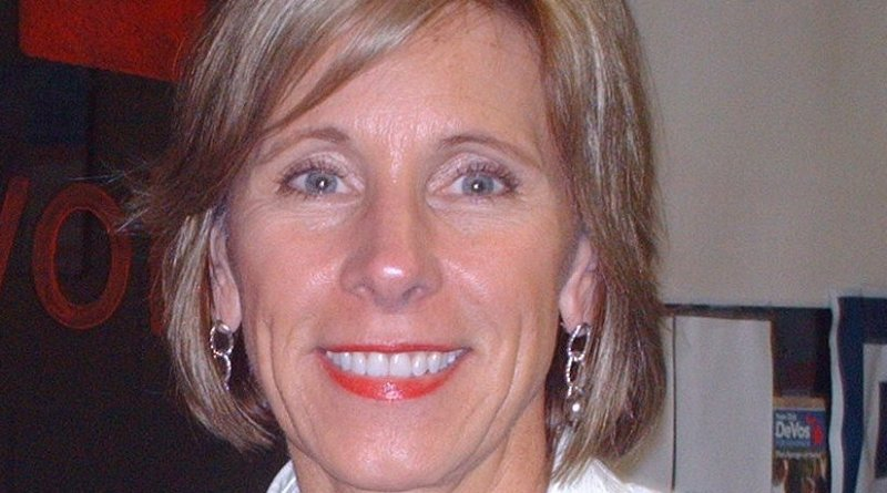 Betsy DeVos. Photo by Keith A. Almli, Wikipedia Commons.