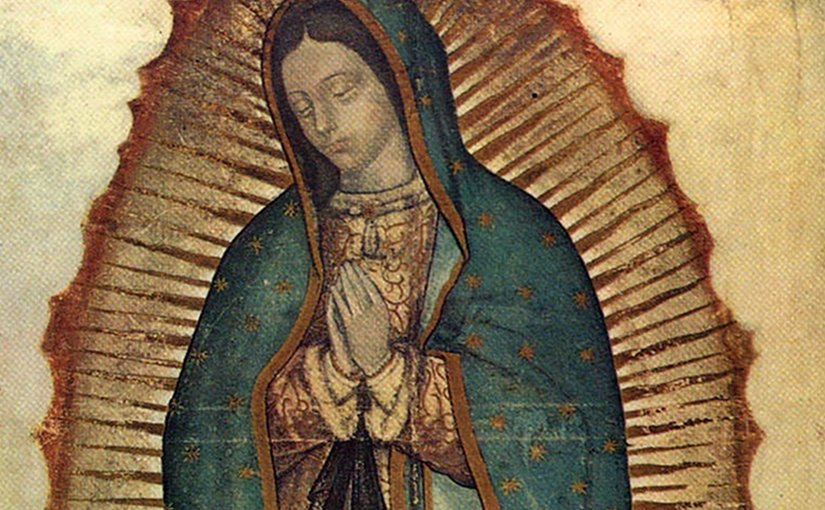 Our Lady Of Guadalupe Asked To Touch Trump's 'Hardened Heart