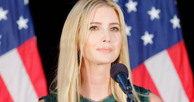 Ivanka Trump Meets With Human Trafficking Survivors In Rome