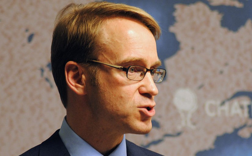 Dr Jens Weidmann, President of the Deutsche Bundesbank. Photo Credit: Chatham House, Wikipedia Commons.