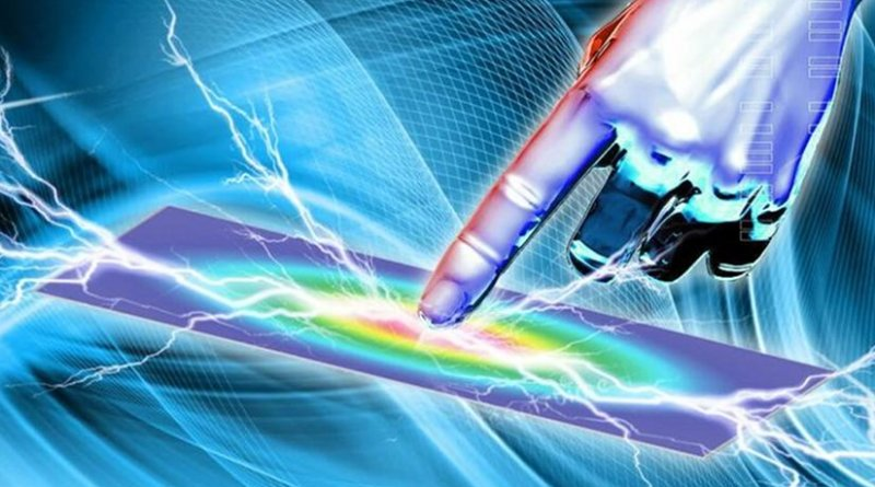 This is the Energy Harvesting PN Junction. Credit Qing Wang, Penn State