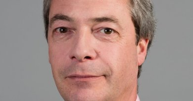 UK's Nigel Farage. Photo by Diliff, Wikipedia Commons.