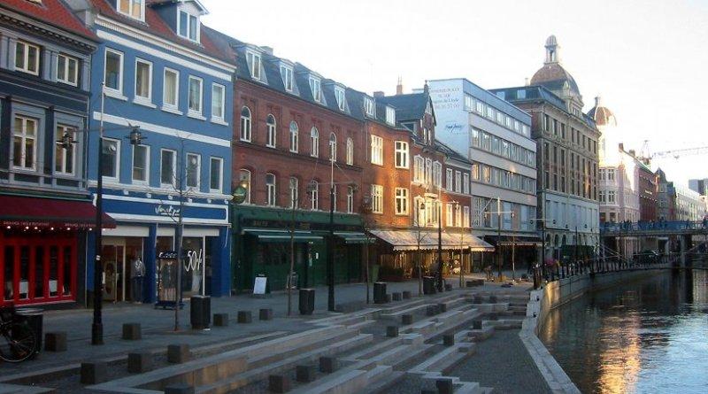 Aarhus, Denmark. Source: Wikipedia Commons.