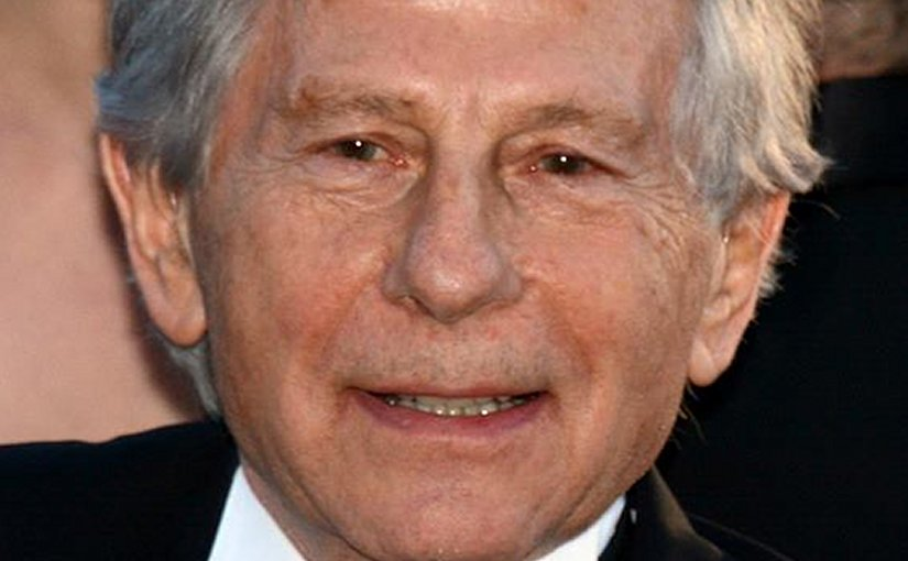 Roman Polanski. Photo by Georges Biard, Wikipedia Commons.