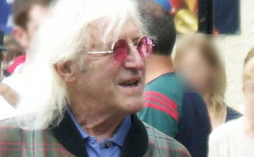 Jimmy Savile. Source: Wikipedia Commons.