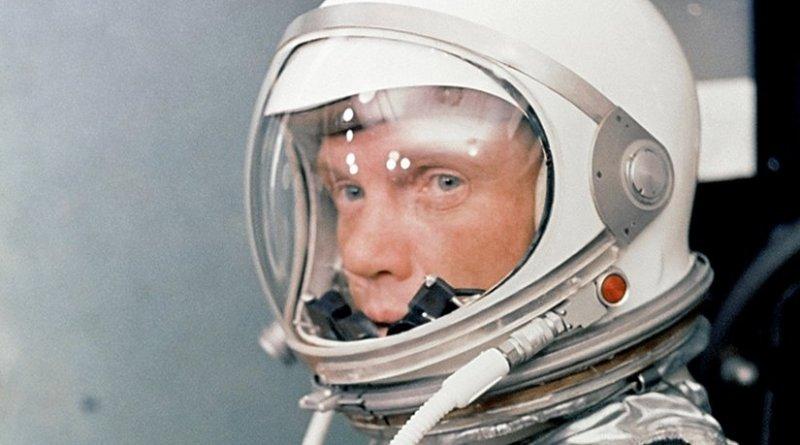 John Glenn. Photo Credit: NASA, Wikipedia Commons.