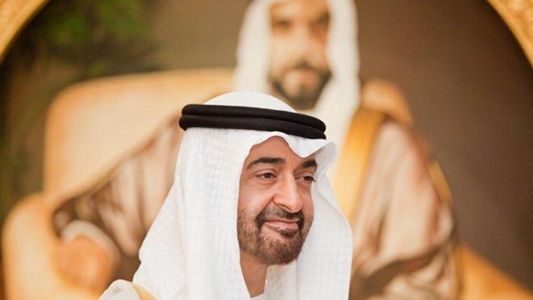 Abu Dhabi's Sheikh Mohamed bin Zayed Al Nahyan. Photo Credit: Abu Dhabi Crown Prince Court, Wikipedia Commons.