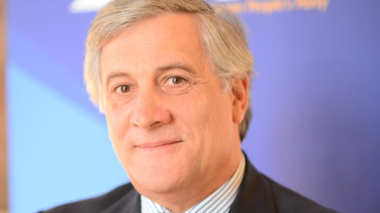Italy's Antonio Tajani. Photo credit: European People's Party, Wikimedia Commons.
