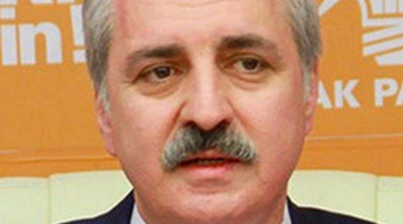 Turkey's Numan Kurtulmuş. Photo Credit: Ak Party, Wikipedia Commons.