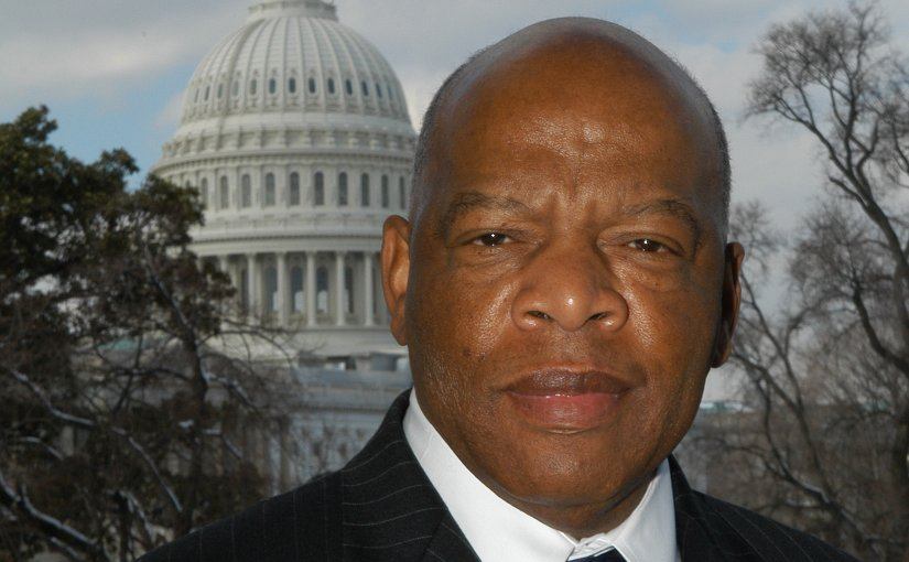John Lewis. Photo Credit: U.S. Congress, Wikipedia Commons.