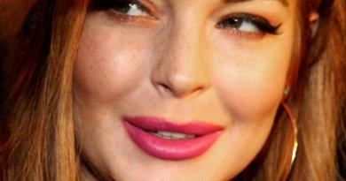 Lindsay Lohan. Photo by Toglenn, Wikipedia Commons.