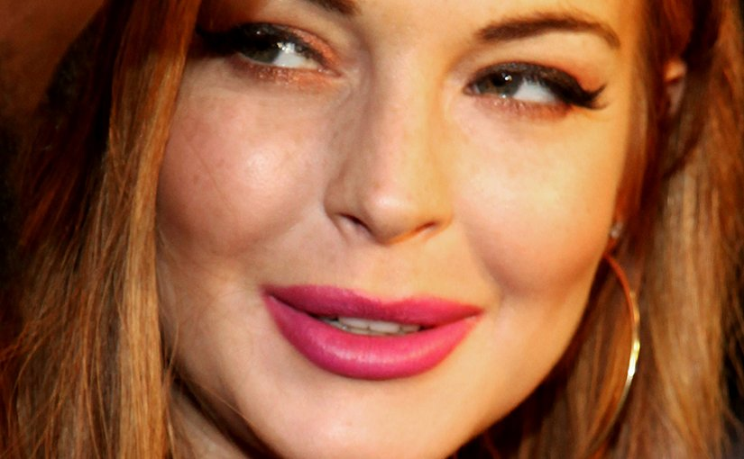 Lindsay Lohan. Photo by Toglenn, Wikipedia Commons.