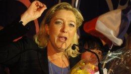 France's Marine Le Pen. Photo by JÄNNICK Jérémy, Wikipedia Commons.
