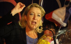 France's Marine Le Pen. Photo by JÄNNICK Jérémy, Wikipedia Commons.