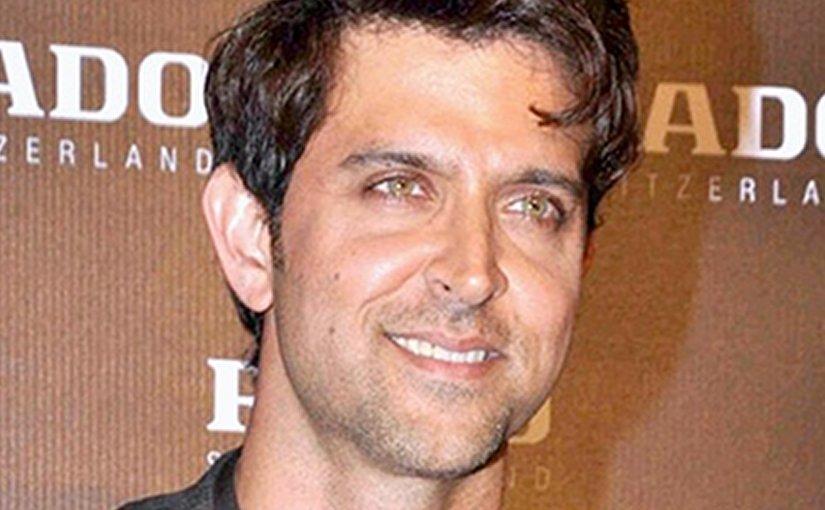 Bollywood actor Hrithik Roshan. Photo Credit: Bollywood Hungama, Wikipedia Commons.